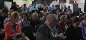 Overwhelming response at the conference on sustainable foam material